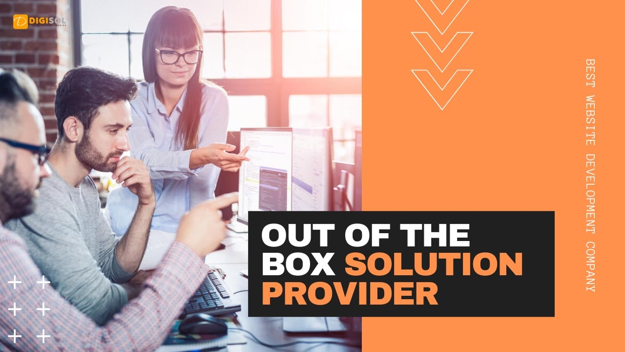 Out Of The Box Solution Provider - digisol