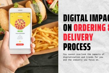 Digital Impact on Ordering