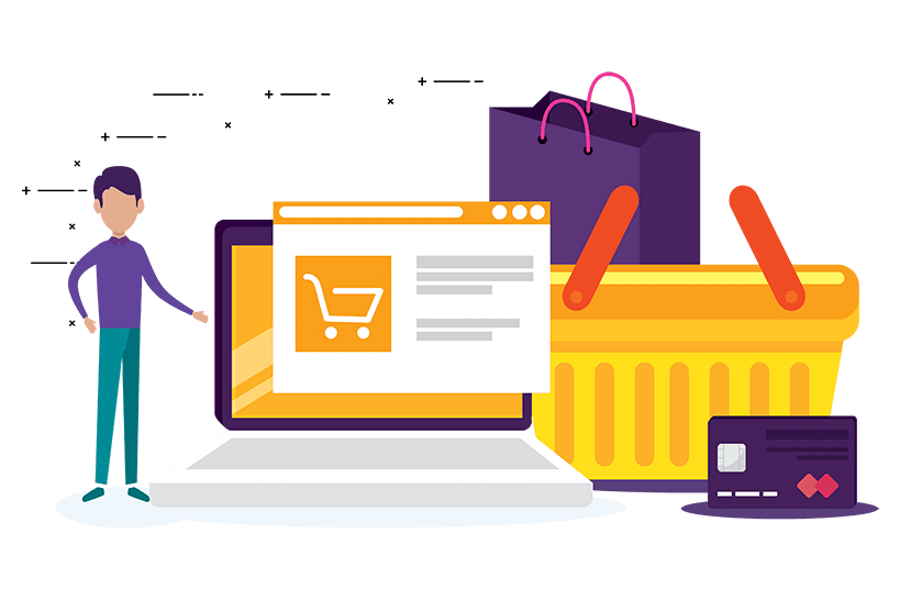 Ecommerce Website Development services by digisol